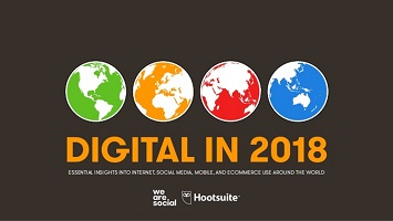 Social Media Up Globally by 13%— Are You on Board?